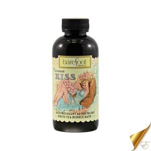 Barefoot Venus Coconut Kiss Bubble Bath