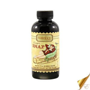Barefoot Venus Ginger Snap Bubble Bath