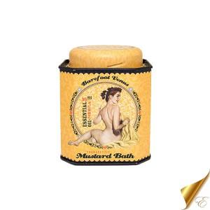 Barefoot Venus Mustard Bath Large Tin