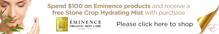 All Eminence Organic Skin Care Products