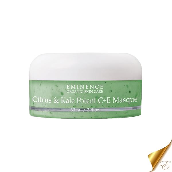 Eminence Citrus & Kale Potent C + E Masque