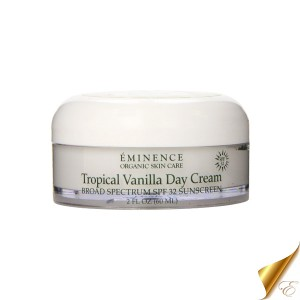 Eminence Tropical Vanilla Cream