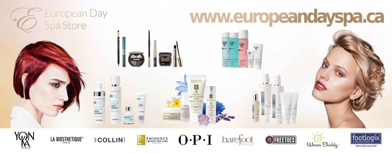 European Day Spa Store - News
